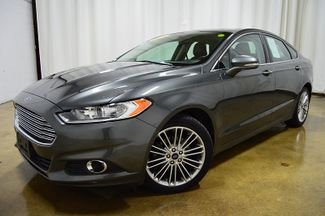 2015 Ford Fusion SE w/ Navi, Sunroof & Leather in Merrillville, IN 46410