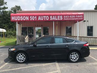 2015 Ford Fusion SE | Myrtle Beach, South Carolina | Hudson Auto Sales in Myrtle Beach South Carolina