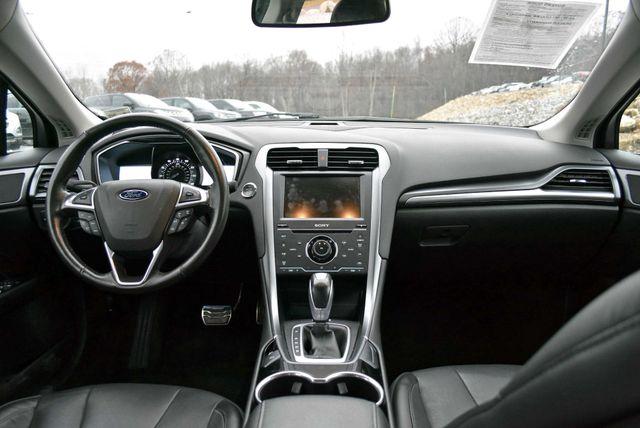 2015 Ford Fusion Titanium Naugatuck, Connecticut 16