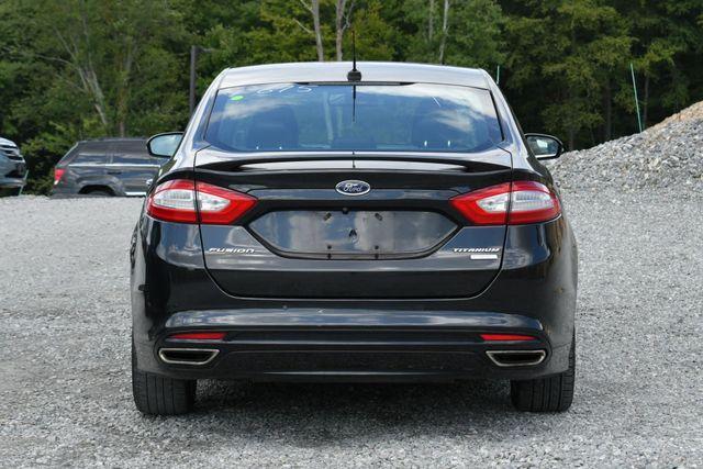 2015 Ford Fusion Titanium Naugatuck, Connecticut 3