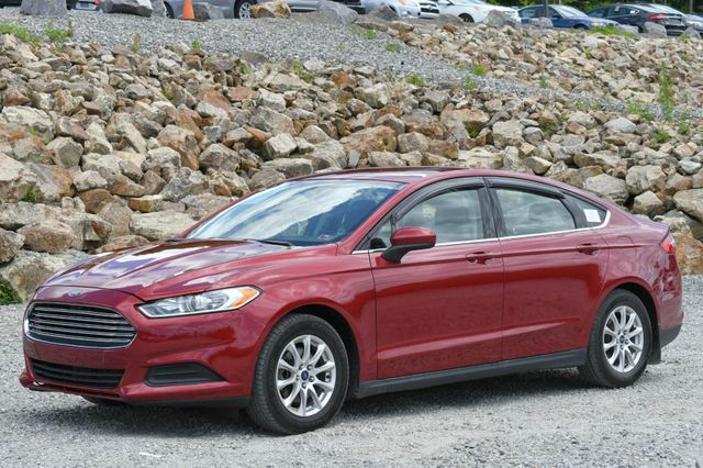 2015 Ford Fusion S Naugatuck, Connecticut 0