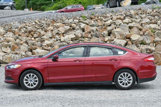 2015 Ford Fusion S Naugatuck, Connecticut 1