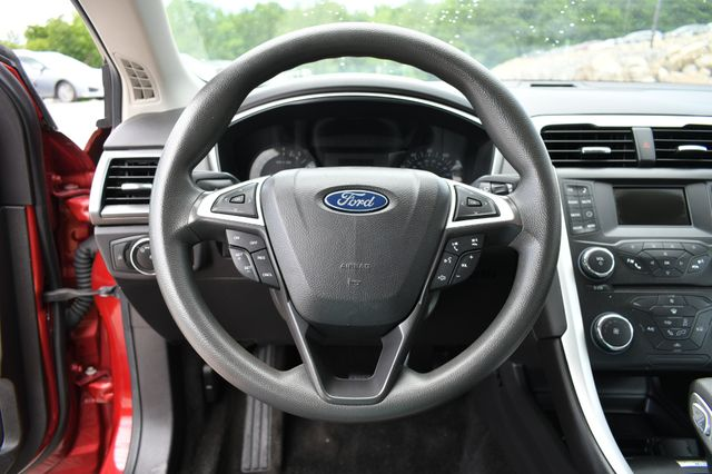 2015 Ford Fusion S Naugatuck, Connecticut 14