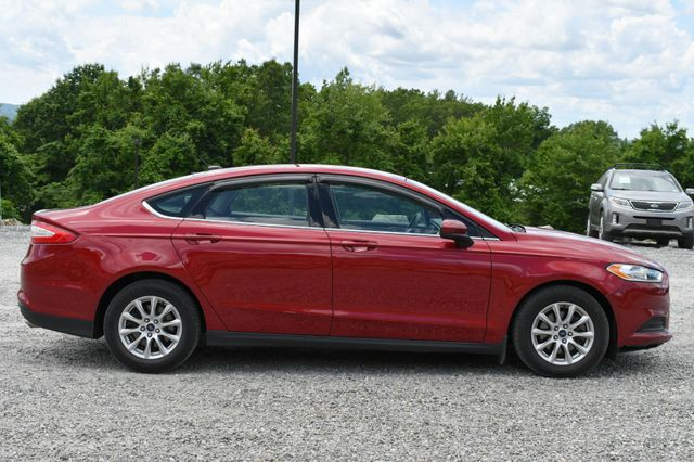 2015 Ford Fusion S Naugatuck, Connecticut 5