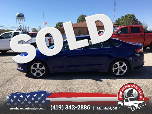 2015 Ford Fusion SE in Mansfield, OH 44903