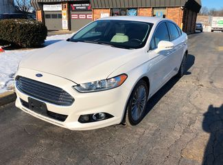 2015 Ford Fusion Titanium in Milwaukee WI