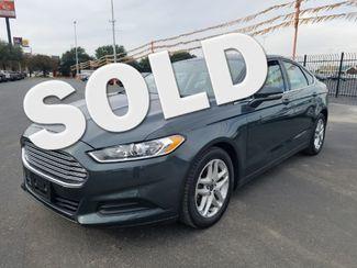 2015 Ford Fusion SE in San Antonio TX, 78233