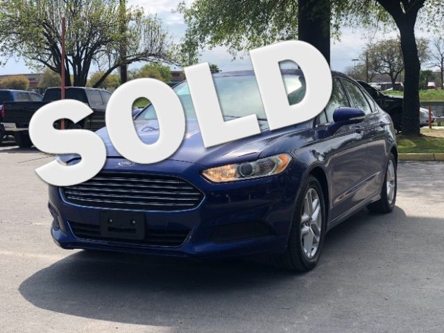 2015 Ford Fusion SE in San Antonio, TX 78233