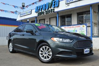 2015 Ford Fusion S in Sanger, CA 93657