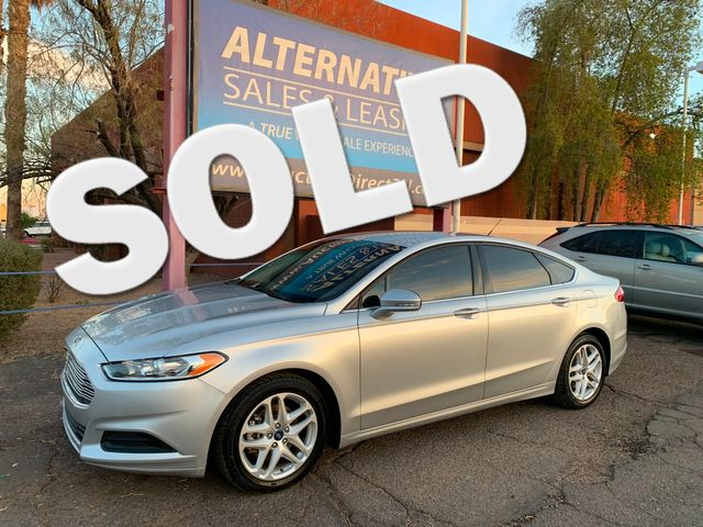 2015 Ford Fusion SE 3 MONTH/3,000 MILE NATIONAL POWERTRAIN WARRANTY Mesa, Arizona