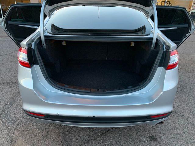 2015 Ford Fusion SE 3 MONTH/3,000 MILE NATIONAL POWERTRAIN WARRANTY Mesa, Arizona 11