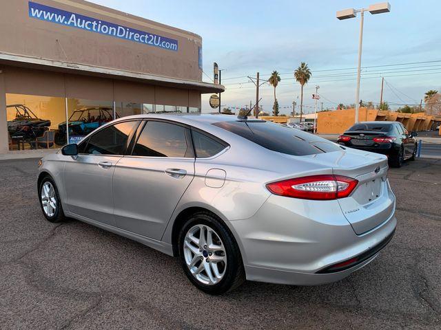 2015 Ford Fusion SE 3 MONTH/3,000 MILE NATIONAL POWERTRAIN WARRANTY Mesa, Arizona 2
