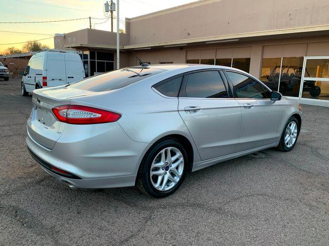 2015 Ford Fusion SE 3 MONTH/3,000 MILE NATIONAL POWERTRAIN WARRANTY Mesa, Arizona 4