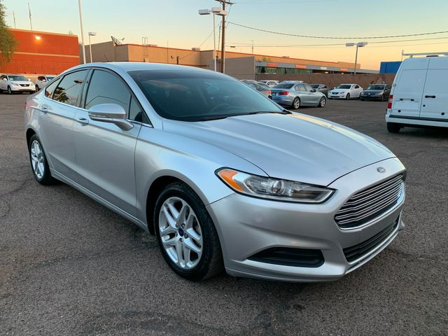 2015 Ford Fusion SE 3 MONTH/3,000 MILE NATIONAL POWERTRAIN WARRANTY Mesa, Arizona 6