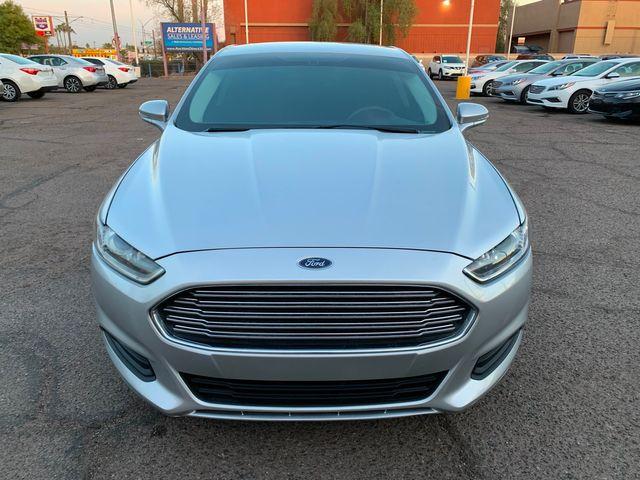 2015 Ford Fusion SE 3 MONTH/3,000 MILE NATIONAL POWERTRAIN WARRANTY Mesa, Arizona 7