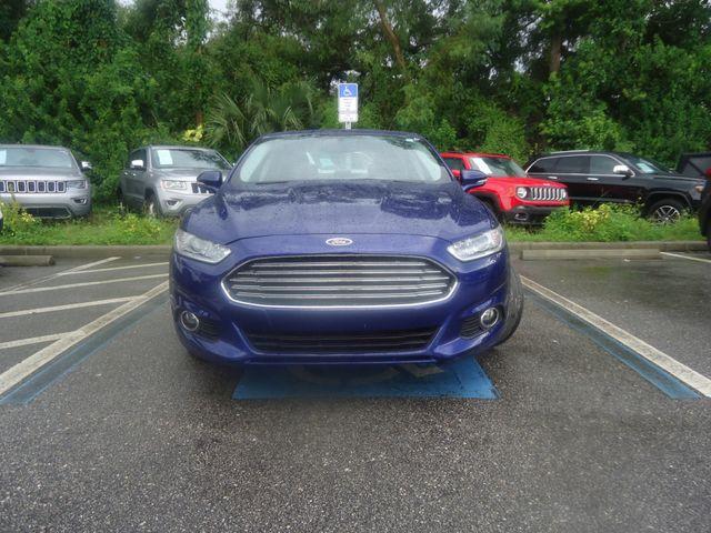2015 Ford Fusion SE ECO BOOST. LTHR. SUNROOF HTD SEATS SEFFNER, Florida 12