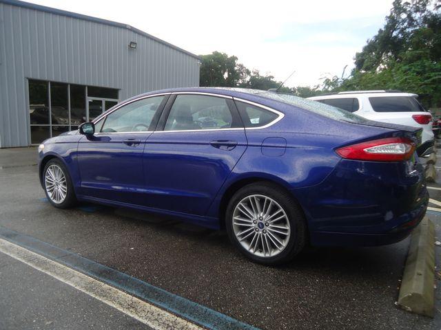 2015 Ford Fusion SE ECO BOOST. LTHR. SUNROOF HTD SEATS SEFFNER, Florida 13