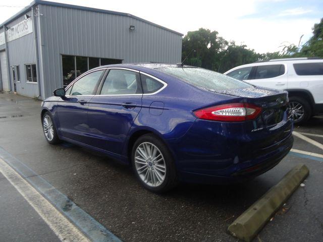 2015 Ford Fusion SE ECO BOOST. LTHR. SUNROOF HTD SEATS SEFFNER, Florida 14