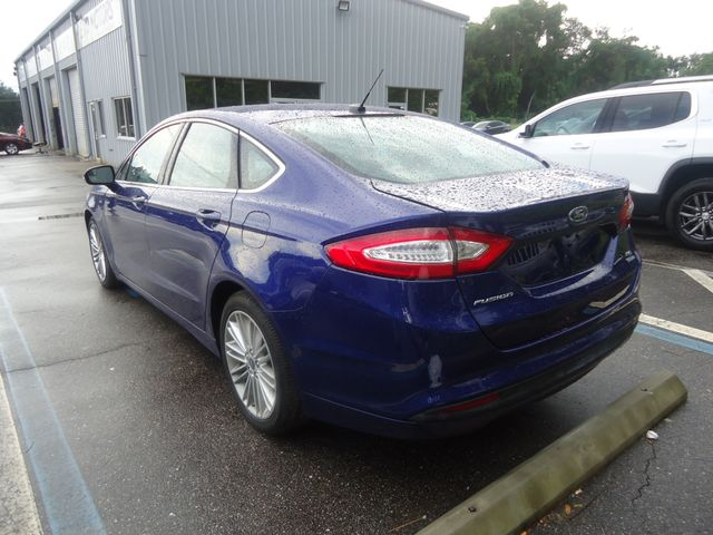 2015 Ford Fusion SE ECO BOOST. LTHR. SUNROOF HTD SEATS SEFFNER, Florida 15