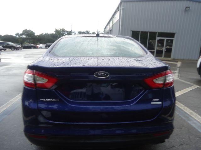 2015 Ford Fusion SE ECO BOOST. LTHR. SUNROOF HTD SEATS SEFFNER, Florida 16