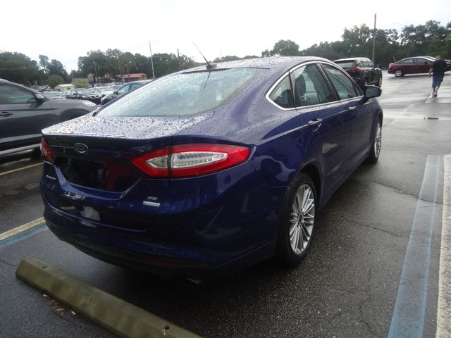 2015 Ford Fusion SE ECO BOOST. LTHR. SUNROOF HTD SEATS SEFFNER, Florida 17
