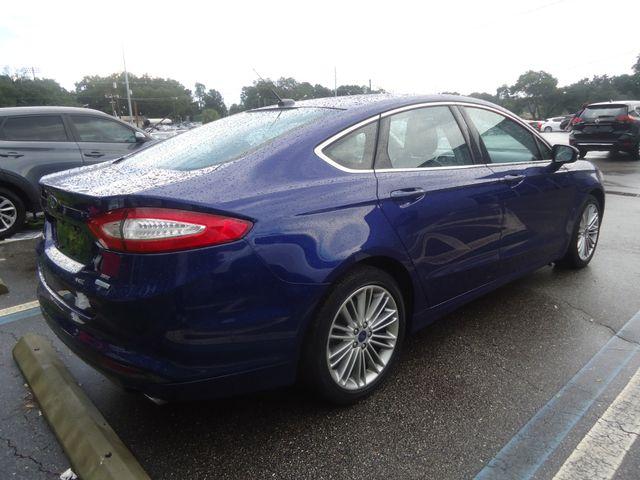 2015 Ford Fusion SE ECO BOOST. LTHR. SUNROOF HTD SEATS SEFFNER, Florida 18