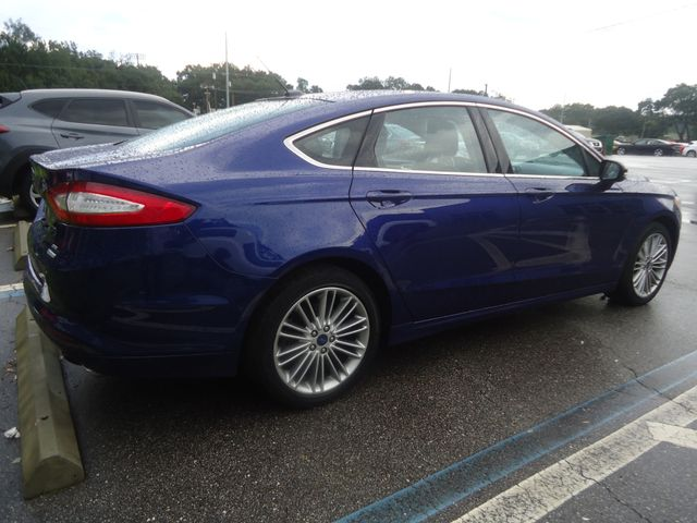 2015 Ford Fusion SE ECO BOOST. LTHR. SUNROOF HTD SEATS SEFFNER, Florida 19