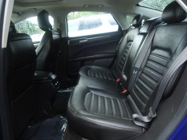 2015 Ford Fusion SE ECO BOOST. LTHR. SUNROOF HTD SEATS SEFFNER, Florida 21