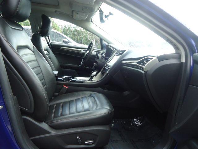 2015 Ford Fusion SE ECO BOOST. LTHR. SUNROOF HTD SEATS SEFFNER, Florida 22