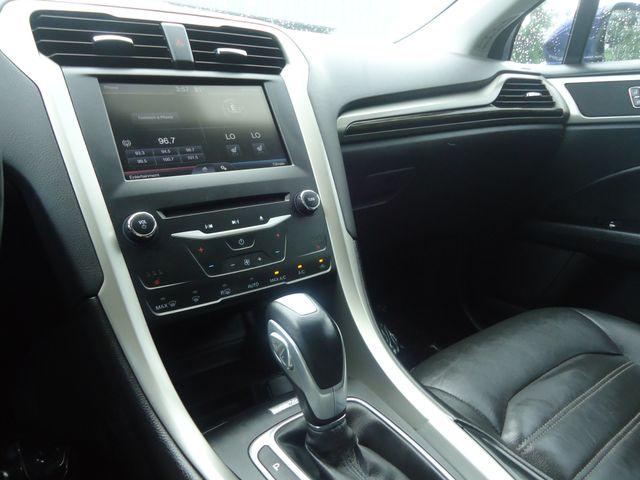 2015 Ford Fusion SE ECO BOOST. LTHR. SUNROOF HTD SEATS SEFFNER, Florida 33