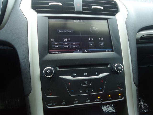 2015 Ford Fusion SE ECO BOOST. LTHR. SUNROOF HTD SEATS SEFFNER, Florida 34