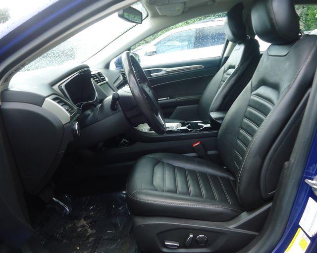 2015 Ford Fusion SE ECO BOOST. LTHR. SUNROOF HTD SEATS SEFFNER, Florida 4