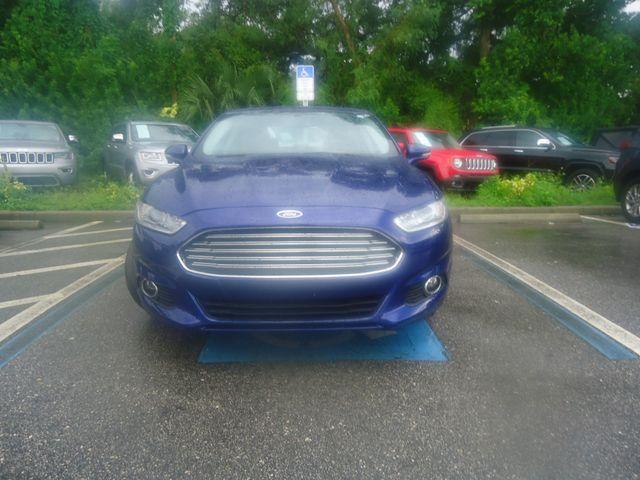 2015 Ford Fusion SE ECO BOOST. LTHR. SUNROOF HTD SEATS SEFFNER, Florida 8