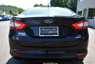 2015 Ford Fusion SE Waterbury, Connecticut 4