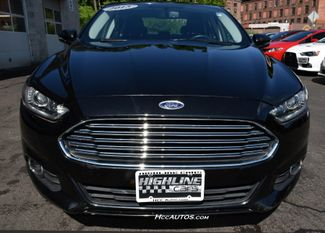 2015 Ford Fusion SE Waterbury, Connecticut 8