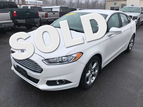 2015 Ford Fusion SE in West Springfield, MA