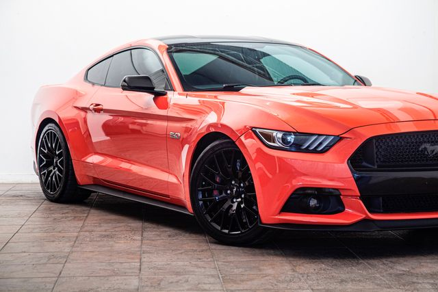 2015 Ford Mustang 5.0 GT Premium Performance Package Supercharged in Addison, TX 75001