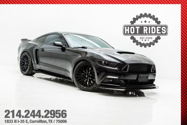 2015 Ford Mustang 5.0 GT Performance Package With Many Upgrades