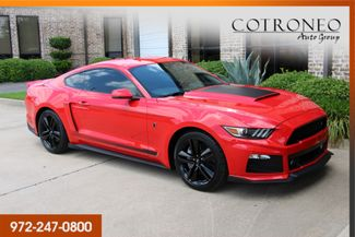 2015 Ford Mustang EcoBoost Premium Fastback Roush Stage 1 in Addison TX, 75001