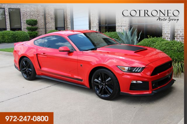 2015 Ford Mustang EcoBoost Premium Fastback Roush Stage 1