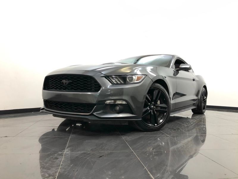 2015 Ford Mustang *2015 EcoBoost Coupe*MUST SEE!* | The Auto Cave in Addison
