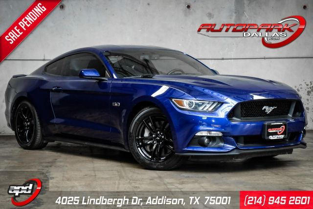 Used Ford Mustang Gt Addison Tx