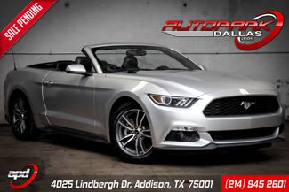 2015 Ford Mustang EcoBoost Premium in Addison, TX 75001