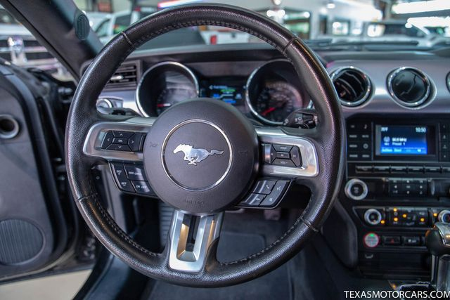 2015 Ford Mustang EcoBoost in Addison, Texas 75001