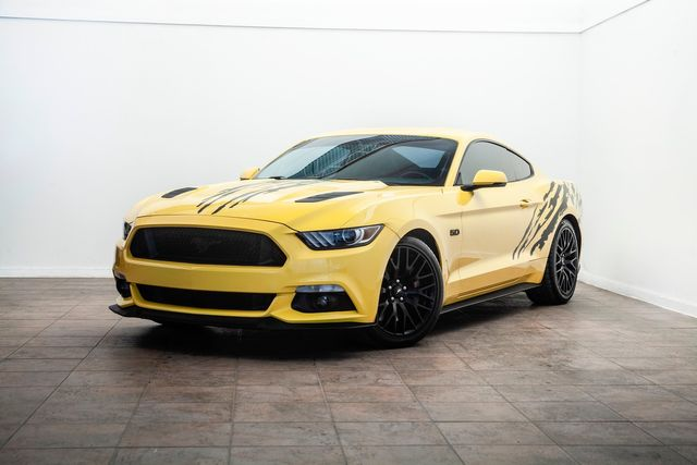2015 Ford Mustang GT Premium 5.0 W/ GT Performance Pkg. & 401A in Addison, TX 75001