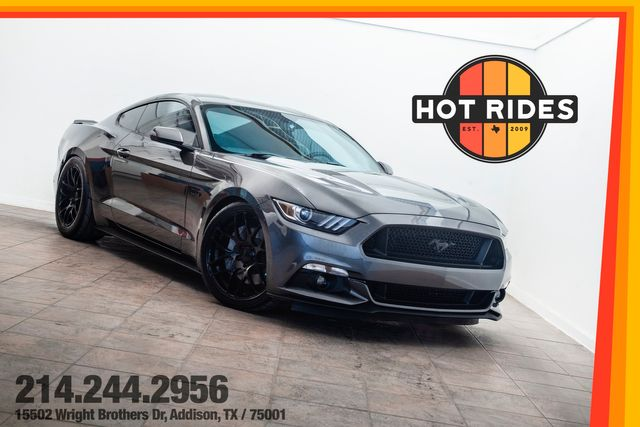 2015 Ford Mustang GT 5.0 Roush Phase-2 Supercharged 727+ HP