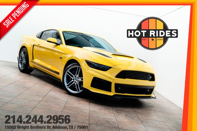 2015 Ford Mustang GT Premium Roush Stage-2 1 of 3 Made