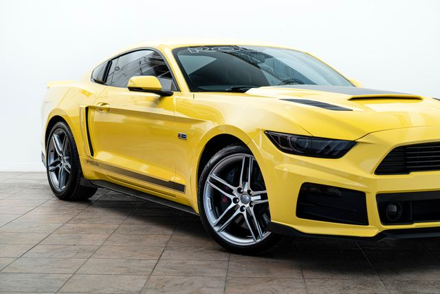 2015 Ford Mustang GT Premium Roush Stage-2 1 of 3 Made in Addison, TX 75001