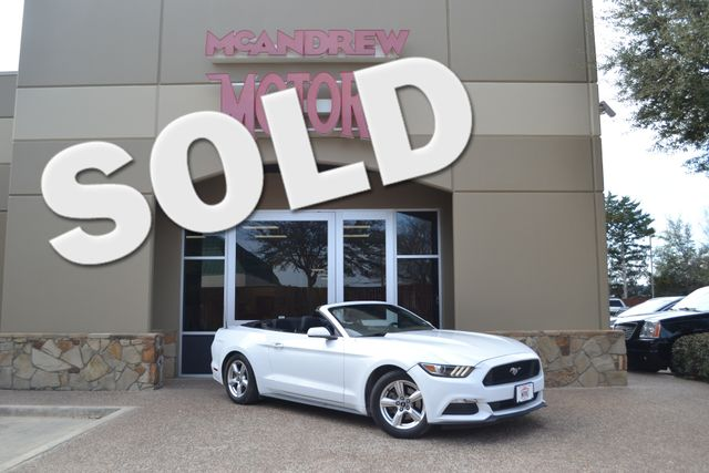 2015 Ford Mustang V6 LOW MILES