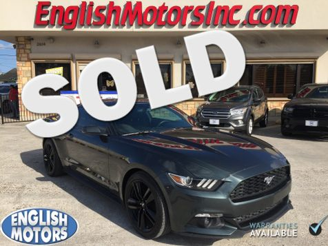 2015 Ford Mustang EcoBoost Premium in Brownsville, TX